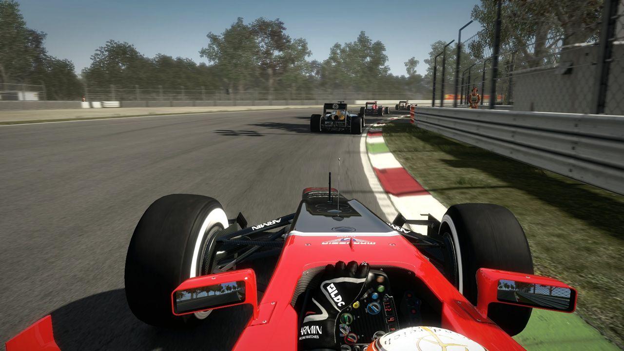 F1 2012 | TechTree com