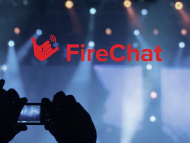 FireChat: Messaging App That Works Sans The Internet