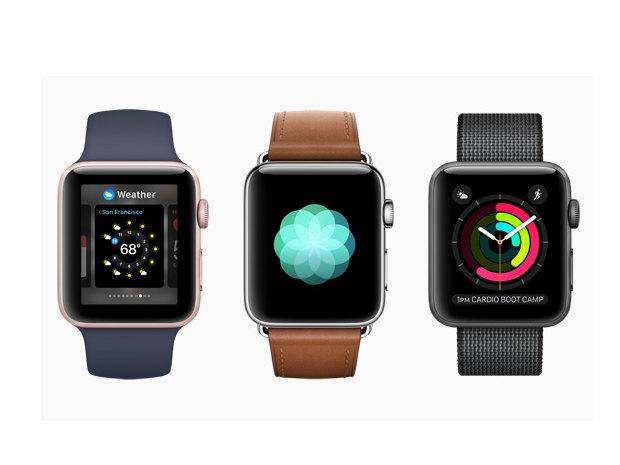 Apple Watch Series 2 Goes Waterproof
