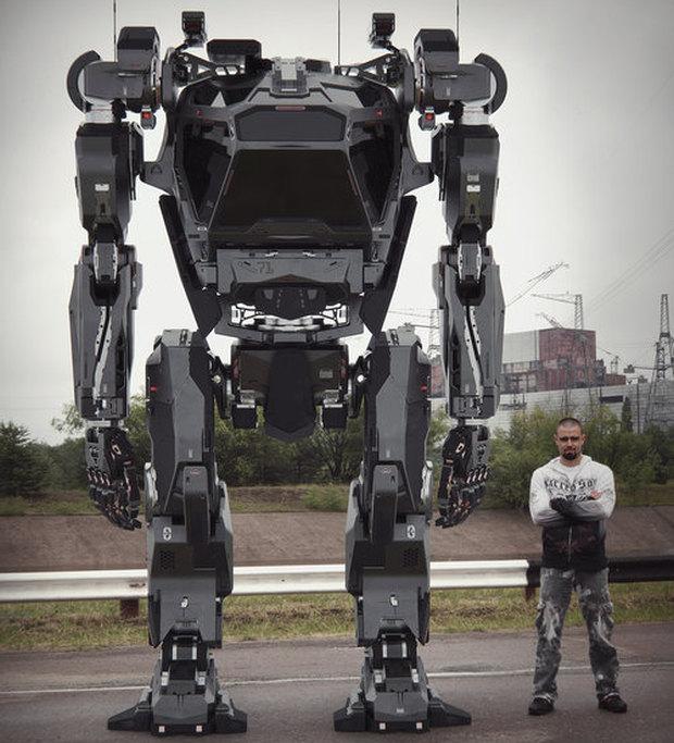 South Korean Company Builds A Giant Robot | TechTree com