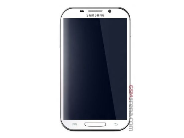 Rumour: Samsung GALAXY Note II's Press Shot And Specs ...