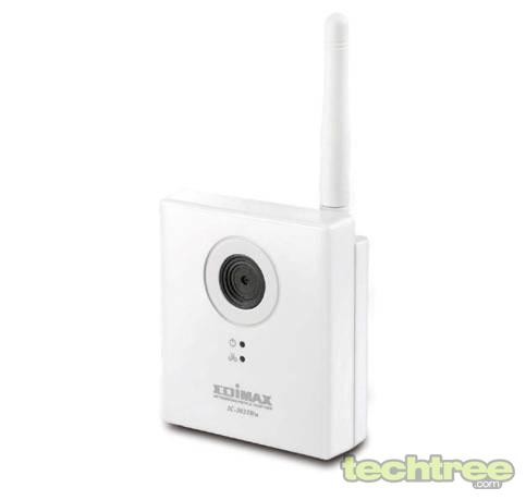Edimax Intros Wireless Security Camera For Rs 4700