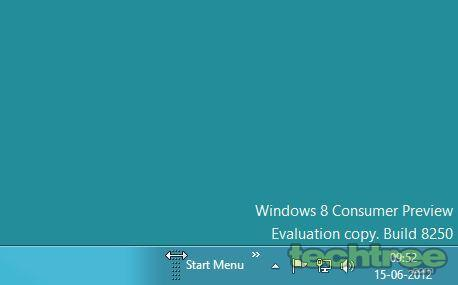 Bring Back The Start Menu To Windows 8