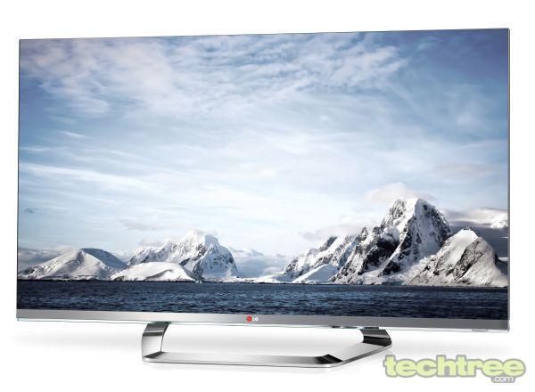LG Unveils Its Cinema 3D Smart TV Line-Up For 2012