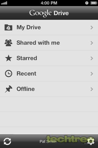 Download: Google Drive (iOS)
