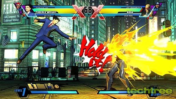 Review: Ultimate Marvel vs. Capcom 3 (PS Vita)