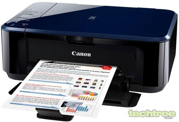 Review: Canon PIXMA E500