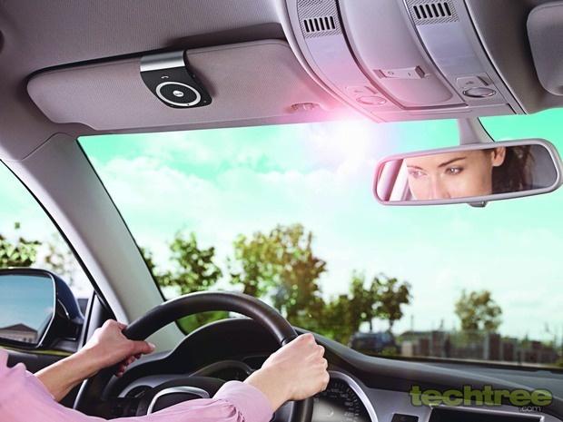 Jabra Launches TOUR Clip-on Car Speakerphone