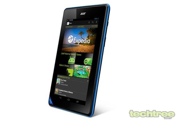 CES 2013: Acer Announces Sub $150 Iconia B1-A71 Tablet
