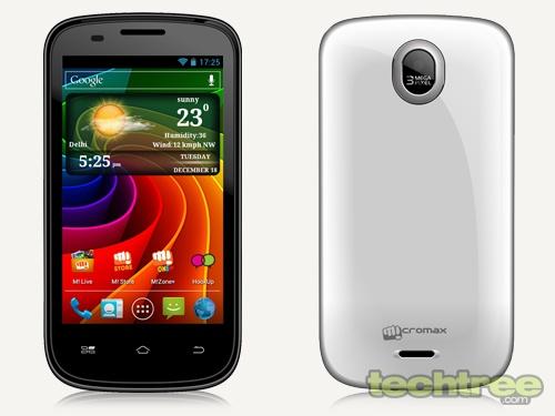 Micromax Flaunts Android 4.0 Based A89 Ninja Dual-SIM Handset