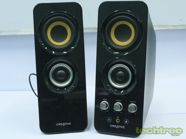 Review: Creative T30 Wireless Speakers