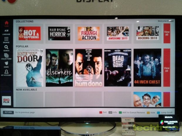 Opera Brings Video-On-Demand to Sony Bravia TVs with Two New Apps