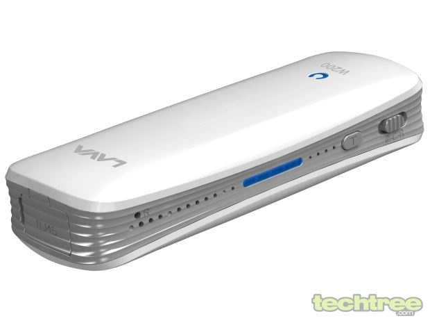 LAVA Launches Portable Wireless Router W200 For Rs 2500