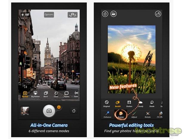 Download: Fotor (Android, iOS, Windows Phone, Windows, Mac) | TechTree.com