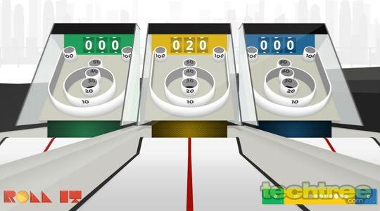 Google Showcases Chrome Experiments, Launches Two Games That Run Via Chrome