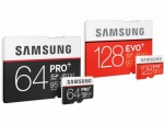 Samsung Announces High-End EVO Plus And PRO Plus Memory Cards