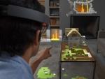 E3 2015: Microsoft's Minecraft For Hololens Looks Stunning