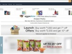 Amazon Extends Its Grocery Services To Eight Indian Cities