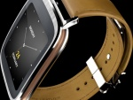 The Snazzy Asus Zenwatch 2