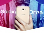 Samsung Launches The Galaxy On7 In China