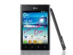 "LG Optimus Vu With Android 4.0 And 5"" Screen Lands In India"