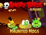 Angry Birds Seasons: Haunted Hogs Has 30 New Levels!