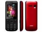 Intex Launches AURA Dual-SIM GSM Phone For Rs 1700