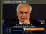 Anonymous Takes Down Kapil Sibal's Website