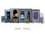 The 6 Best Google Doodles Of 2012: Sept-Dec