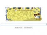 Google's Doodle Celebrates The National Mathematical Year