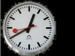 Apple Did Not Copy Swiss Railway Clocks