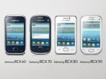 Samsung Launches REX Series Of Feature Phones