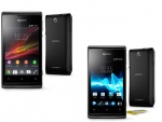 Sony Xperia E, Xperia E Dual Now Available Online