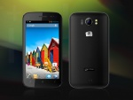 Android 4.2-Based Micromax A110Q Canvas 2 Plus Launched For Rs 12,100