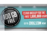 Zoolz Offers 100 GB Free Online Space For The First Million Users