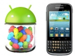 Android Jelly Bean Now Available For Samsung GALAXY Chat
