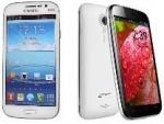 Micromax A116 Canvas HD and Samsung Galaxy Grand I9082: Dual-SIM Phablet Spec Comparison