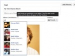 Facebook Enables Shared Photo Albums