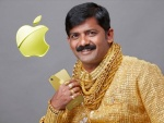Leaked Images of Gold iPhone 5S Surface