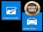 Review: Nokia Drive, Creative Suite