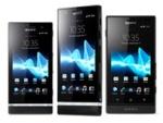 Preview: Sony Xperia P, Xperia U, And Xperia sola