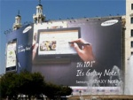 MWC 2012: Samsung GALAXY Note 10.1 Tablet And GALAXY Beam Phone Spotted