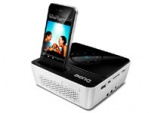 BenQ Launches Palm-Sized Projector With iPhone Dock