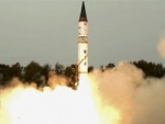 Agni-V, India's First ICBM, Successfully Test-Fired