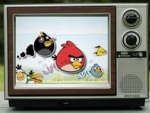 Angry Birds Will Soon Attack Your TV