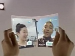 Samsung's YOUM Brand To Produce Bendable Screens