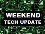 Weekend Tech Update: Ep I