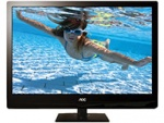 "AOC Launches 22"" Full-HD LED TV For Rs 16,000"