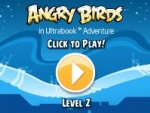 """Angry Birds in Ultrabook Adventure"" Launched On Facebook"