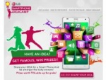 LG Smartphone iDEACAMP: Submit A Unique Idea And Win Prizes Worth Rs 15 Lakh